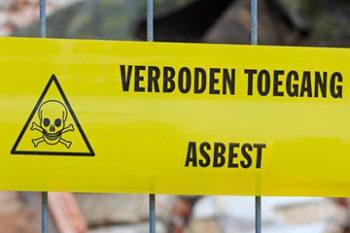Polisvoorwaarden asbest