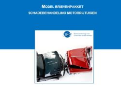 Brievenpakket schadebehandeling motorrijtuigen